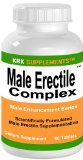 Male Erectile Complex 3220mg for each serving Male Enhancement Penis Erection Dysfunction ninety Tablets KRK Nutritional supplements